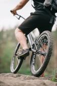Fényképek vágott szemcsésedik-ból próba-motoros állva rock a szabadban