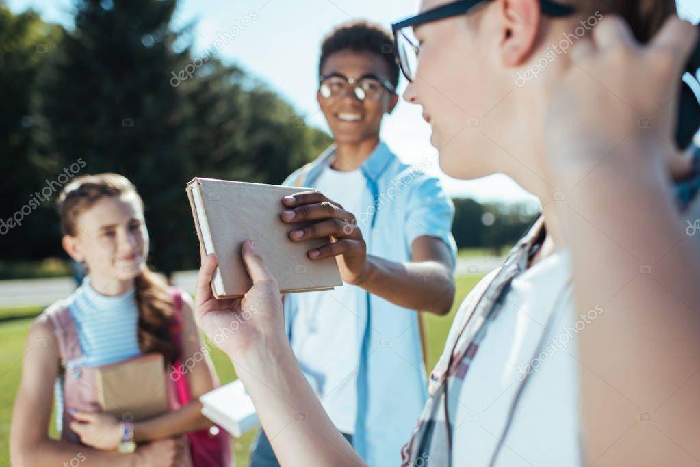 Of giving teens curfews