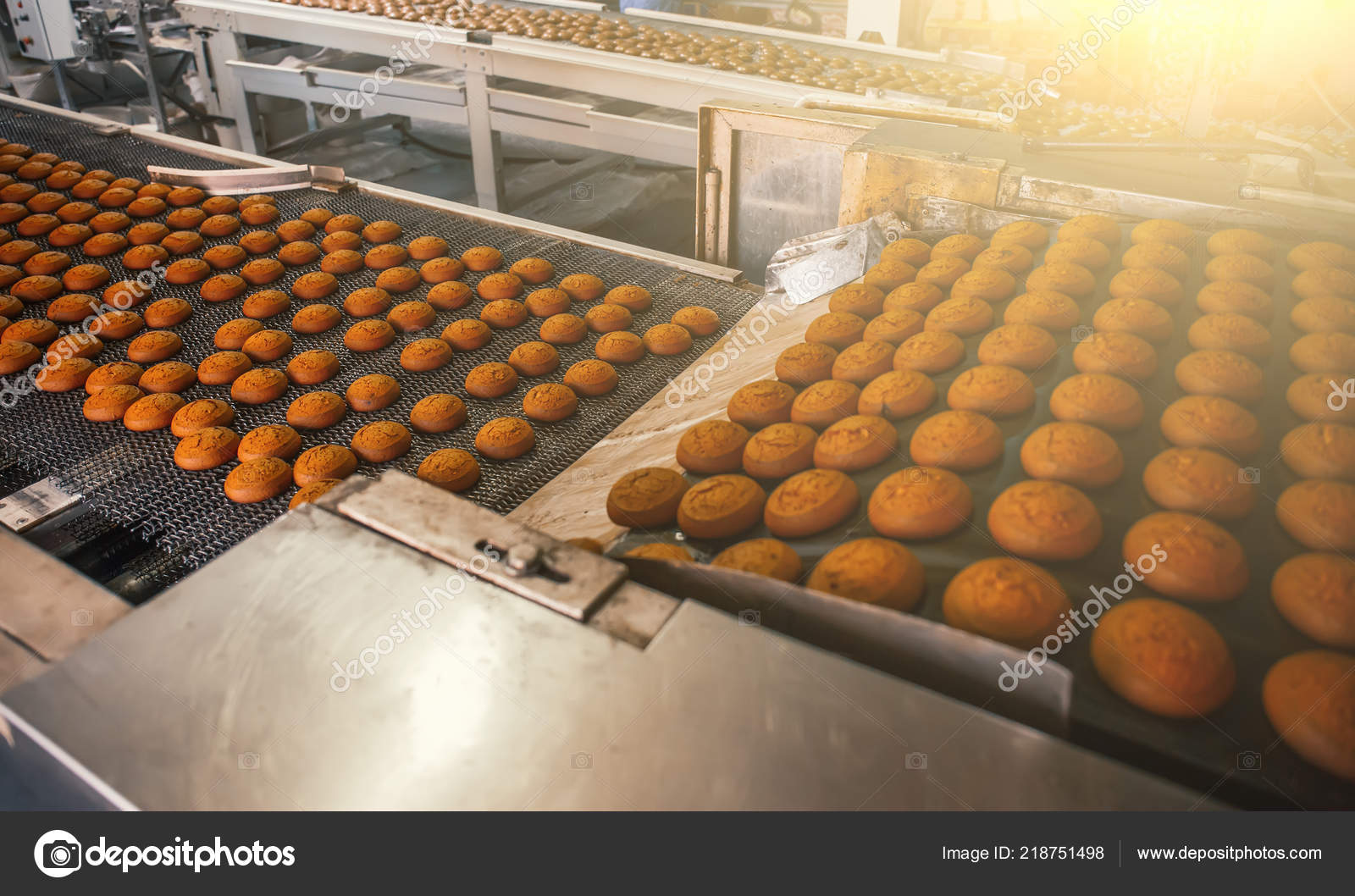 Production manufactory dietary confectionery