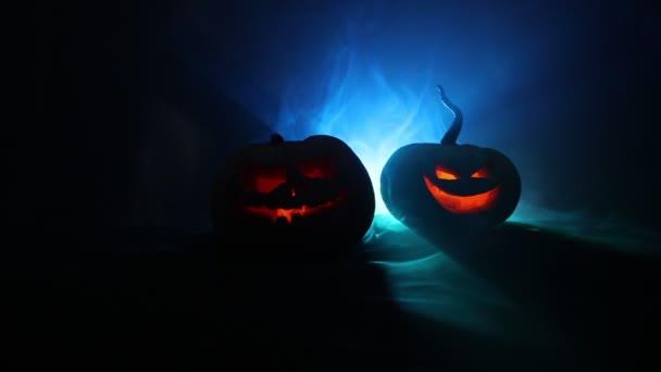 Horor pohled na halloweenské oslavy