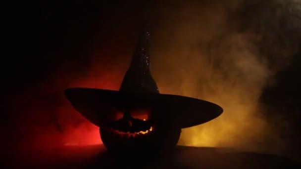 Horror kilátás Halloween ünneplés