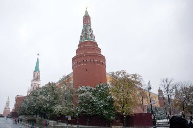 Moscow. Red Square. The capital of Russia