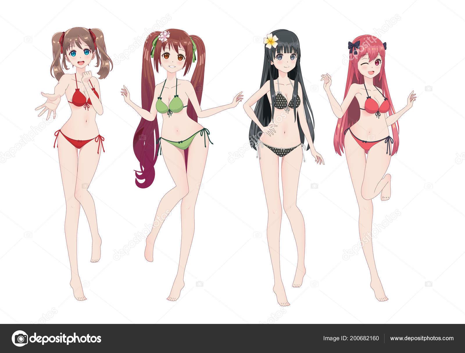 En Manga De Chicas Chica ImágenesPoses AnimeHermoso NXnwOP80k