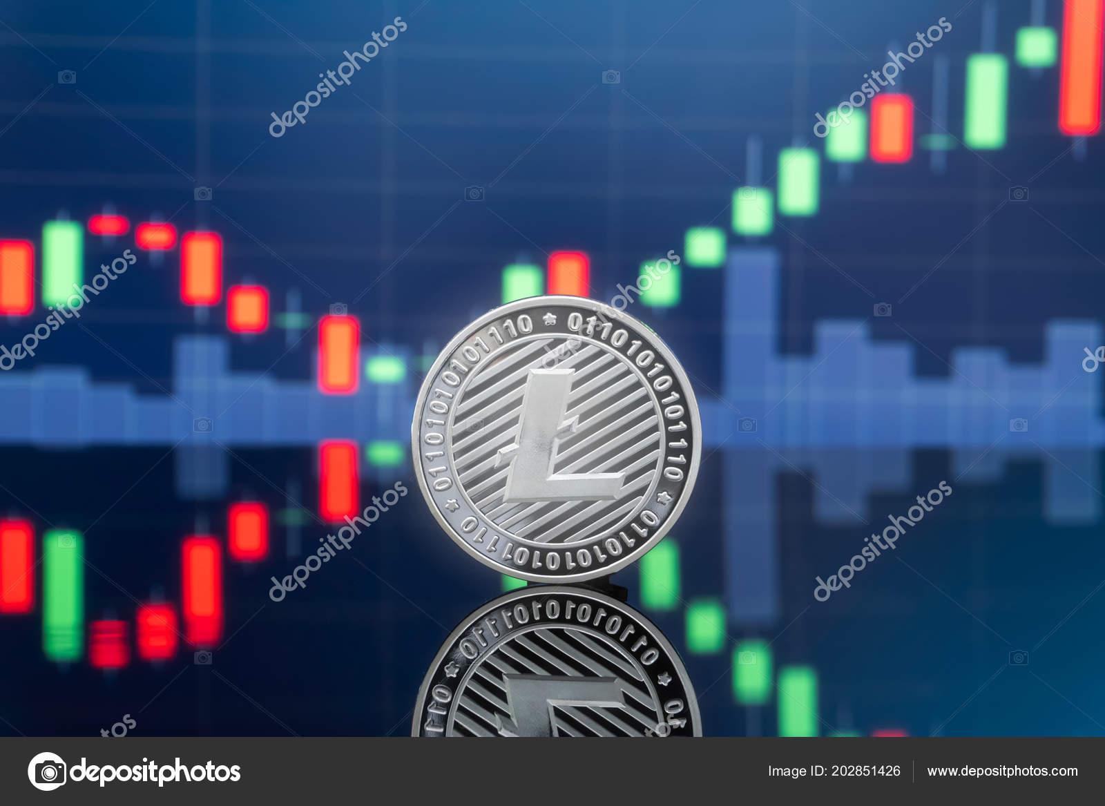 ltc cryptocurrency stock price