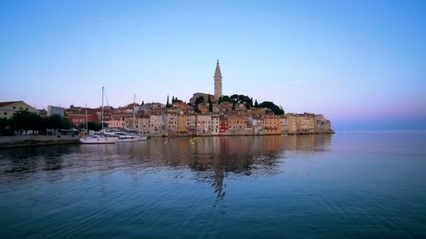 Rovinj, Chorvatsko - Krásná panorama města