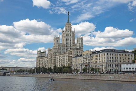 Kotelnicheskaya Embankment Building one of