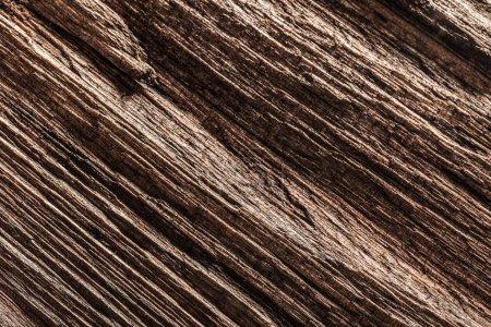 Antique brown obsolete wooden background.