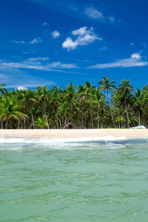 Photo for Beautiful beach. Summer holiday and vacation concept background. Tourism and travel - Royalty Free Image