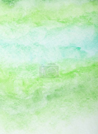 Photo for Colorful watercolor background. hand painted by brush - Royalty Free Image