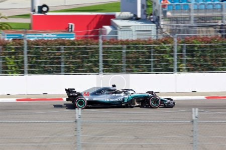 Lewis Hamilton of Mercedes AMG