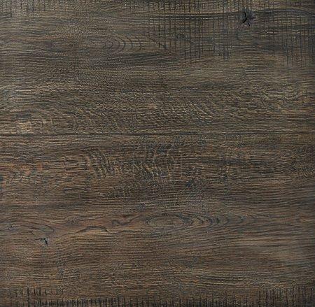 Photo pour Bois brun foncé texture de fond chêne - image libre de droit