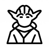 Master Yoda - Movie Character