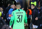 UEFA Champions League: Shakhtar Donetsk v Man City