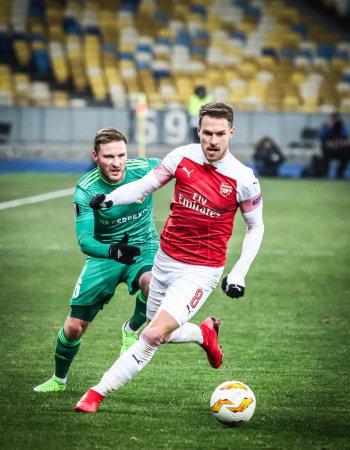 KYIV, UKRAINE - NOVEMBER 29, 2018: Oleksandr Sklia...