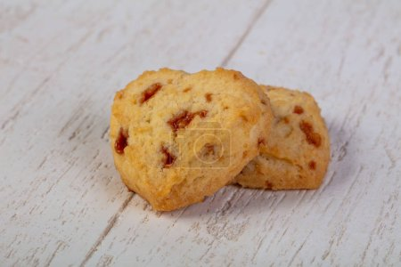 Photo for Sweet tasty hot coockies pastrie - Royalty Free Image