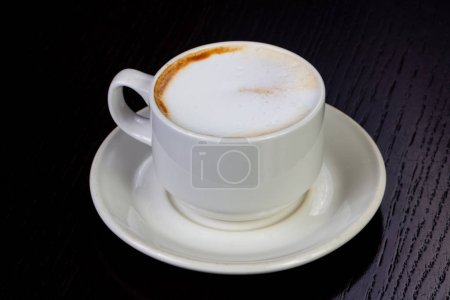 Photo for Delicious cup of latte coffee - Royalty Free Image