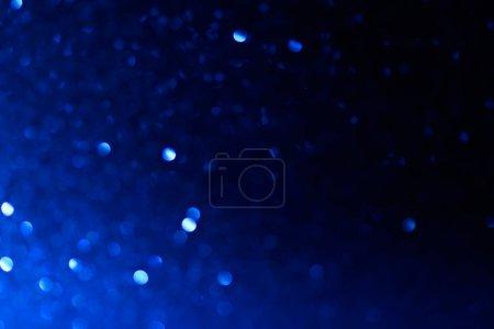 Foto de Fondo festivo Navidad o año nuevo azul - Imagen libre de derechos