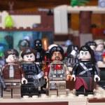 RUSSIAN, SAMARA - JANUARY 24, 2019. LEGO STAR WARS...