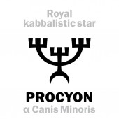 Astrology: PROCYON (The Royal Behenian kabbalistic star)