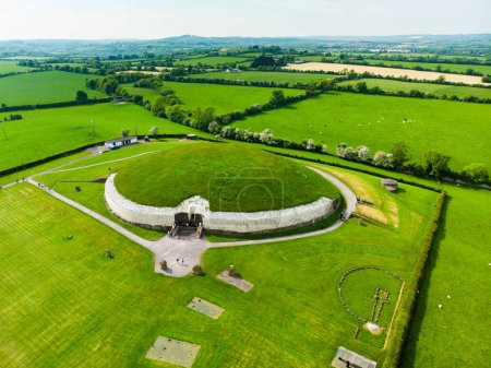Newgrange, prehistoric monument, County Meath, Ireland