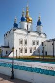 St. Sophia-Assumption Cathedral. Tobolsk Kremlin. Tobolsk. Tyume