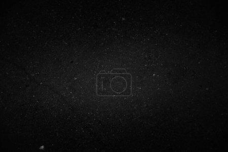 Photo pour Route asphaltée noire fond détaillé - image libre de droit