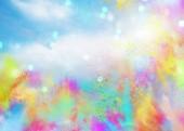 """Постер, картина, фотообои """"Цветные порошки для весны Холи цвета партия"""""""