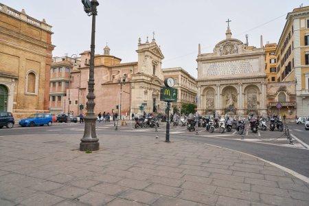 ROME ITALY CIRCA NOVEMBER 2017