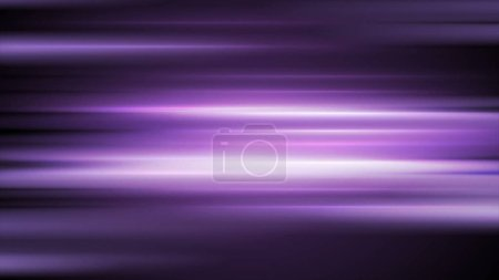 Photo for Ultra violet glowing shiny stripes abstract background - Royalty Free Image