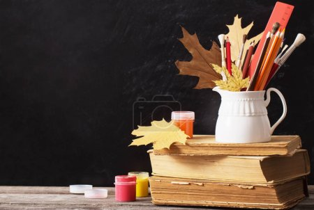 Photo for Back to school concept - Royalty Free Image
