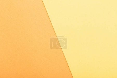 orange and yellow paper background