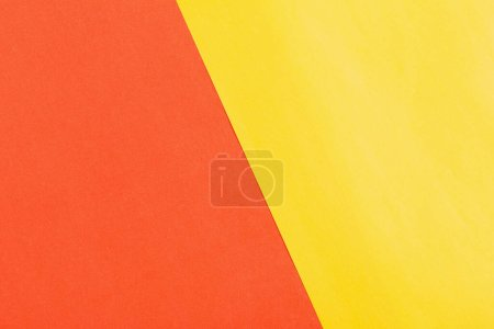 Photo for Orange and yellow paper background - Royalty Free Image