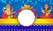 Diwali firecracker shopping with Goddess Lakshmi and Lord Ganesh
