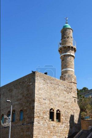 Al-Bahr Mosque. Jaffa, Israel