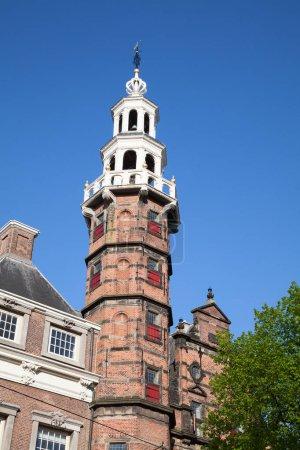Photo pour Célèbre Parlement et Cour bâtiment complexe binnenhof de Haye - image libre de droit