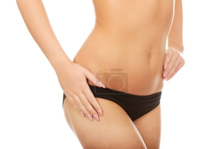 Photo for Perfect female body in lingerie. - Royalty Free Image
