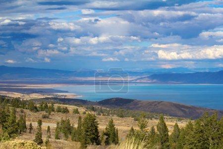 Photo pour Lac Bear, Utah - frontière Idaho, États-Unis - image libre de droit