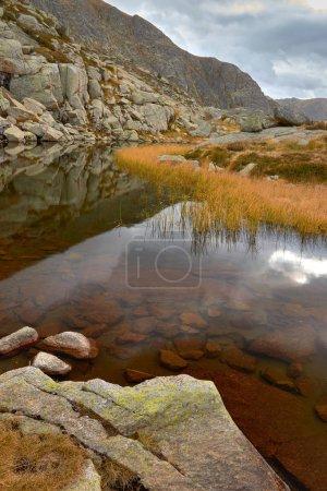Photo pour Beau paysage de montagne automne d'Andorre - image libre de droit