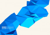 Vector Color Triangle Design Templates Brochures