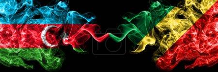 Azerbaijan, Azerbaijani vs Congo, Congolese smoky ...
