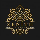 Letter Z Logo - Classic Luxurious Style Logo Template