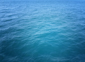 Ocean water as a background