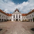 Grassalkovich Royal castle in Godollo, Hungary...