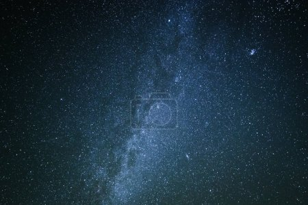Photo for Milky Way. Night view with starry sky - Royalty Free Image