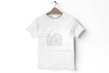 Tshirt mockup - 3d rendering