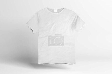 Photo for Tshirt mockup on a background - Royalty Free Image