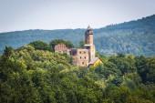 Grodno Castle in Zagorze Slaskie
