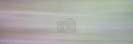 Photo pour Nature mouvement flou abstrait dans des couleurs pastel - canyon de grès, bannière panoramique - image libre de droit