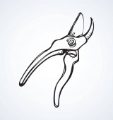 Vector drawing Pruner