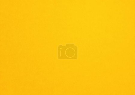 Photo for Yellow paper texture background. clean blank wallpaper - Royalty Free Image